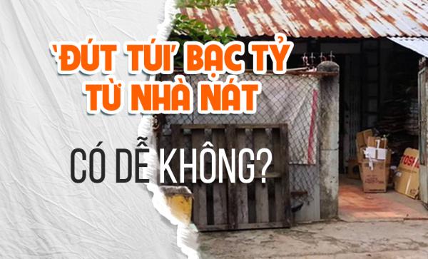 Dân đầu tư 'đút túi' bạc tỷ từ nhà nát ven Sài Gòn chỉ trong vài tháng