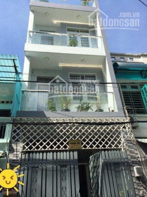 Bán nhà ở Dương Công Khi Hóc Môn mới xây xong vào ở ngay, diện tích 70.5m2, sổ hồng riêng