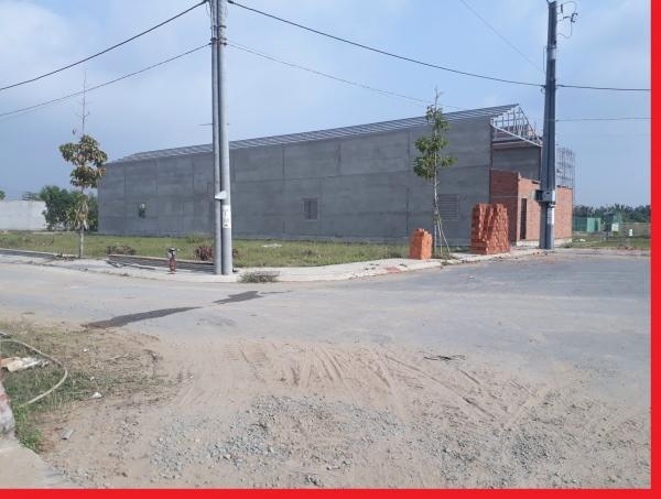 Kẹt tiền bán gấp lô đất MT Nguyễn Trung Trực, Bến Lức, SHR