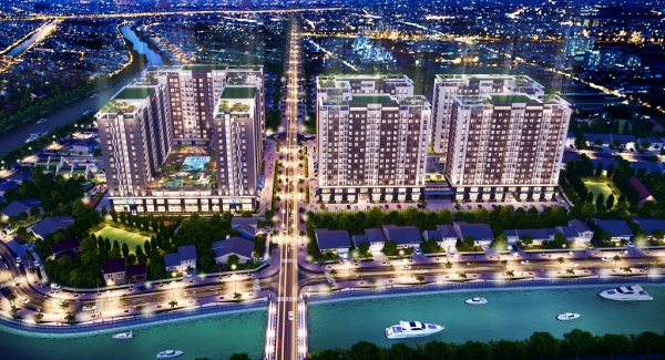 Làm thế nào để sở hữu nhà của riêng mình với 300tr, ngay trung tâm thành phố