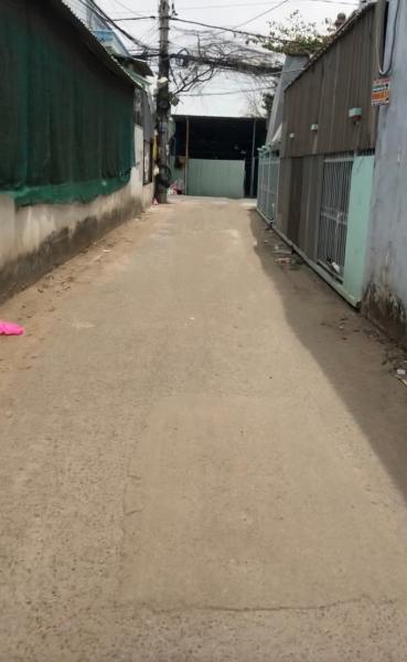 Bán lô đất dân, dt: 62m2, xã Tân Phú Trung, Củ Chi, giá 950 triệu