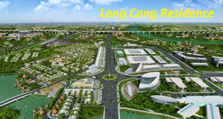 Khu dân cư Long Cang Riverside